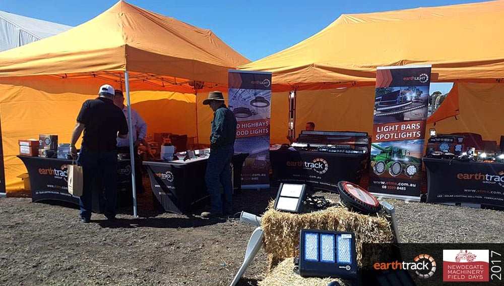 newdegate field day earthlight